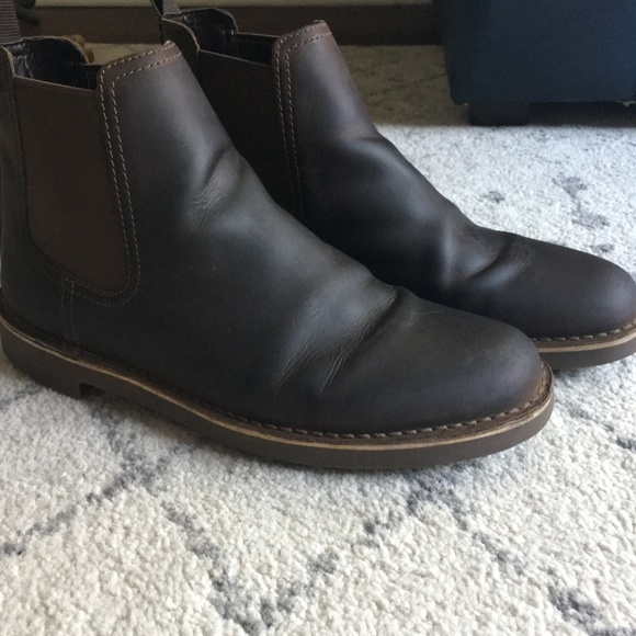 ea8841a870a Clarks Other - Clarks | Bushacre Hill Chelsea Boots | Size 9.5